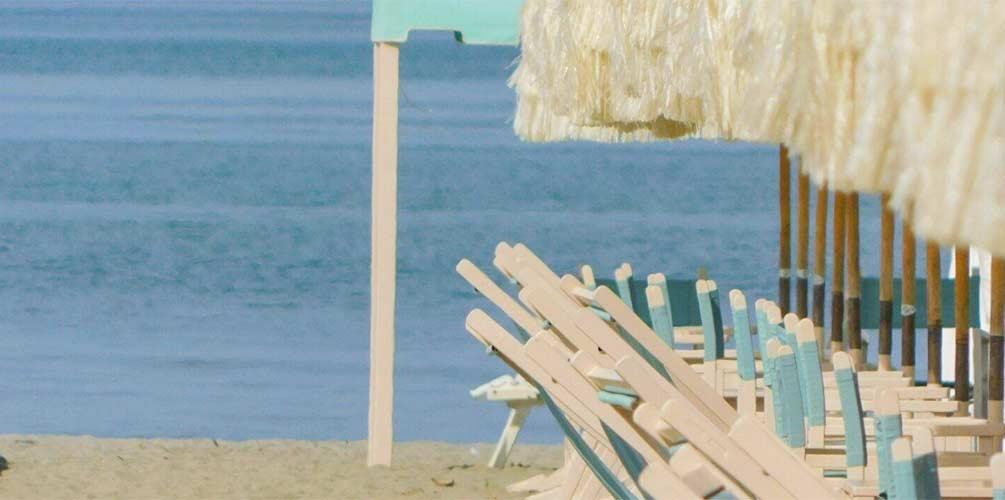 Spiaggia Convenzionata King Hotel Marina di Pietrasanta